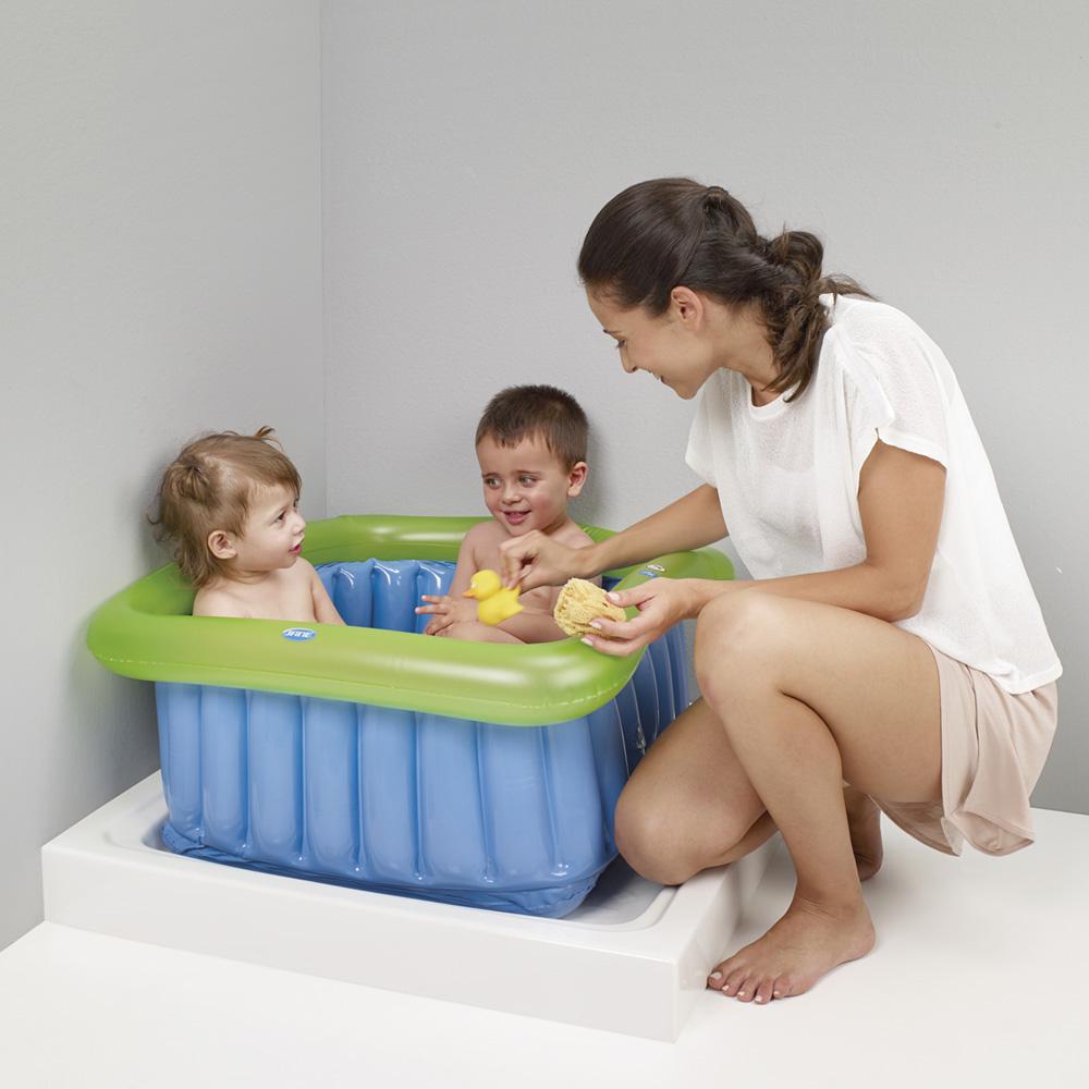 baigner ses enfants