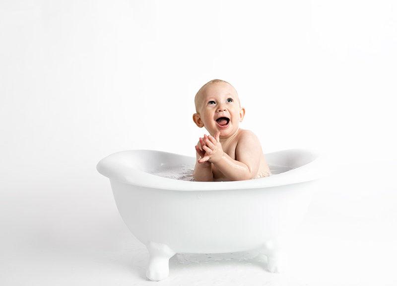 baignoire classique bébé